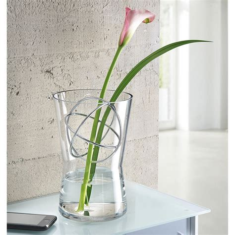 Glass Vase Decor by Buy Glass Vase With Decor Sphere