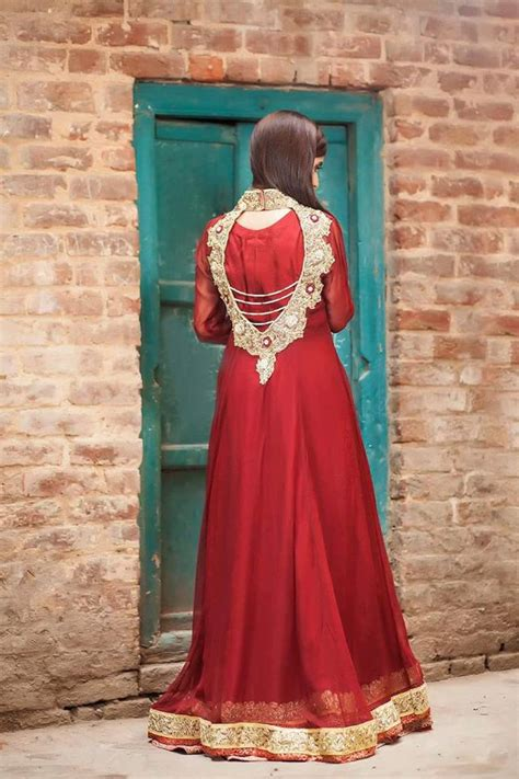 Zahra Umbrella fancy wear frocks designs collection 2017 18 by zahra ahmad