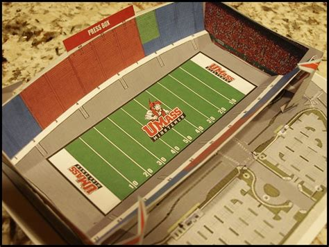 How To Make A Paper Football Field - the gallery for gt how to make a paper football field