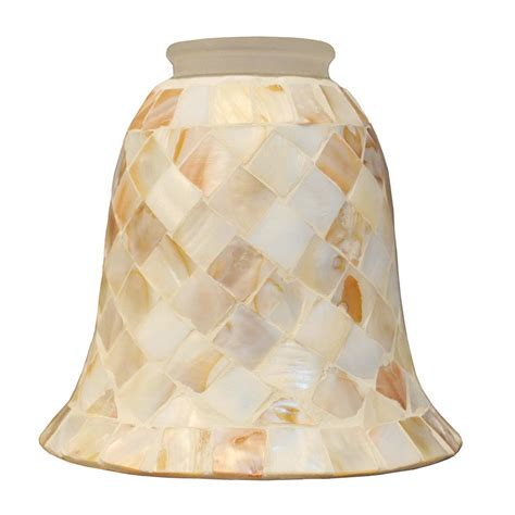 Vanity Light Shades by Shop 5 2 In H 5 35 In W Mosaic Vanity Light Shade At Lowes