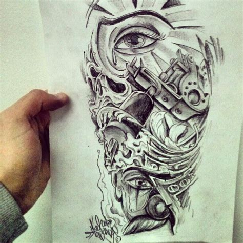 13 latest chicano tattoo designs