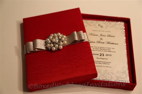 Wedding Box Cards India by Indian Wedding Invitations Box Www Imgkid The