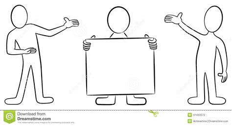 imagenes de vacaciones en blanco y negro gente de la historieta blanco y negro ilustraci 243 n del