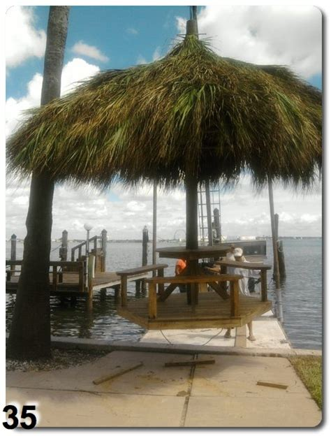 Tiki Huts On The Water In Florida custom tiki hut construction ta bay area florida