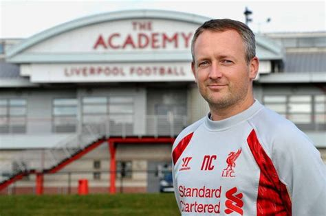 liverpool couch neil critchley young players will always get a chance
