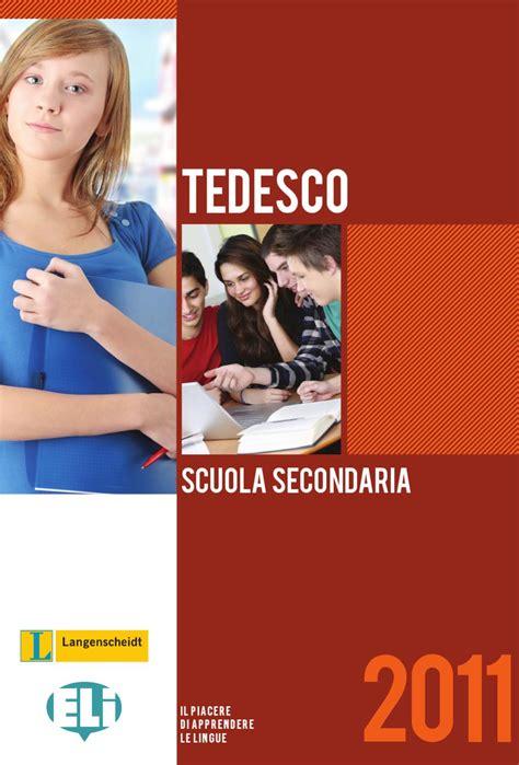 eli casa editrice scuola secondaria tedesco by eli publishing issuu