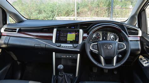Toyota Innova Crysta 2020 India by Toyota Innova Crysta 2018 Price Mileage Reviews