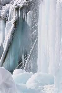 Frozen Waterfalls by Frozen Waterfall Cm Ice Pinterest