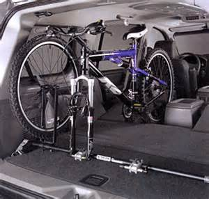 2010 nissan pathfinder armada interior bike carrier 999r5