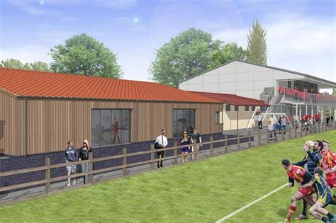 portable sports changing rooms mick george cambridge news
