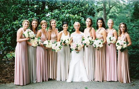 The Of The Wedding blush pink modern wedding the big wedding