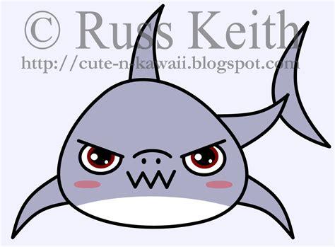how to draw a doodle shark n kawaii how to draw a kawaii shark