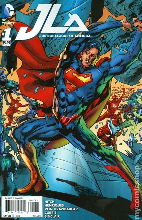 justice league of america b071vwh4kk justice league of america comic books issue 1