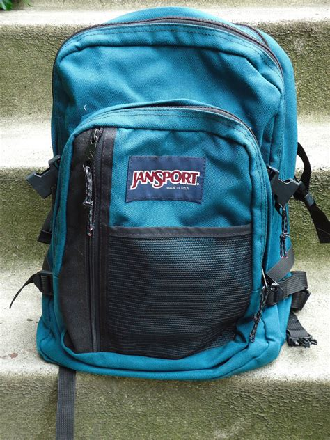 usa made backpacks vintage jansport backpack made in usa