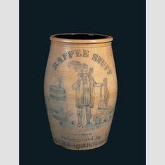 Top 28 Antique Jars Large Antique American Stoneware Antique Stoneware On Stoneware Crocks