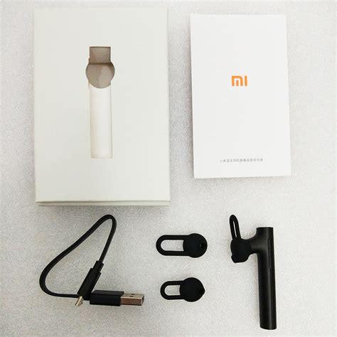 Headset Earphone Xiaomi Original 100 T1910 1 original xiaomi bluetooth earphone wireless headsets with mic