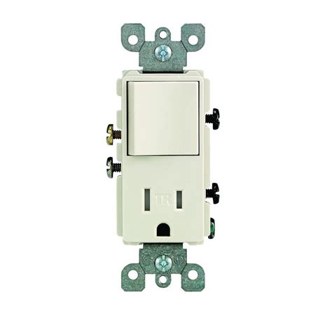 leviton decora 15 ter resistant combination switch