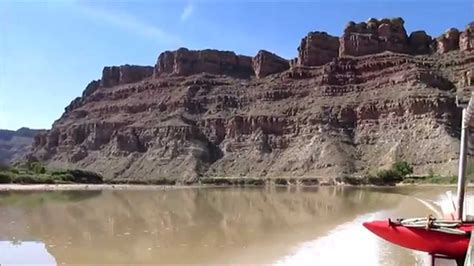 jet boat colorado river jet boat ride up the colorado river meander canyon youtube