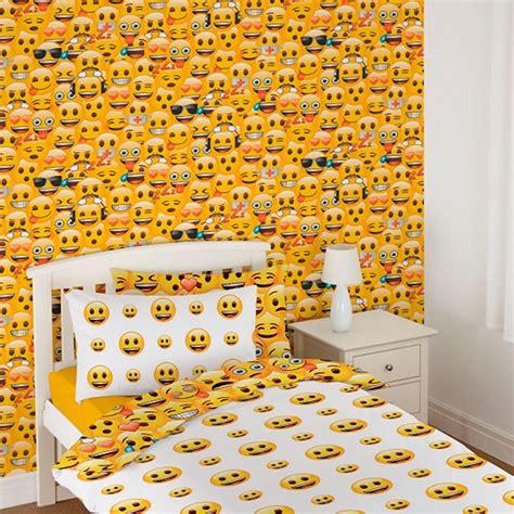emoji wallpaper ebay emoji tapete smileys kinder schlafzimmer wandtapete neu
