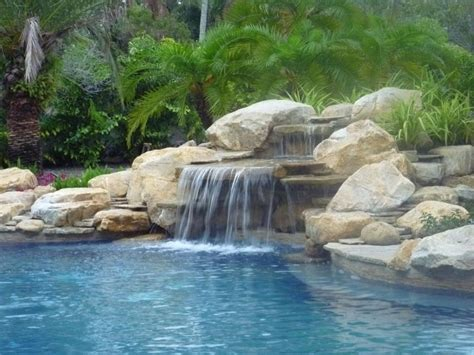 Small Backyard Pond Waterfalls Fountains Amp Gardens Inc Landscape Design