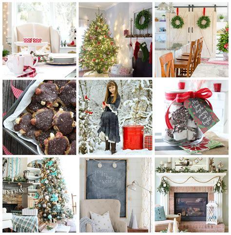 Christmas Themes Instagram | favorite christmas ideas from foxhollowfridayfavs fox