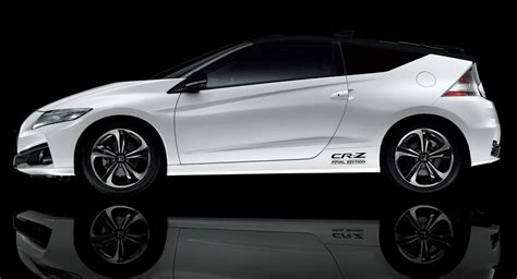 Honda Crz Price Honda Cr Z 1 5 Gets Edition Spec In The Philippines