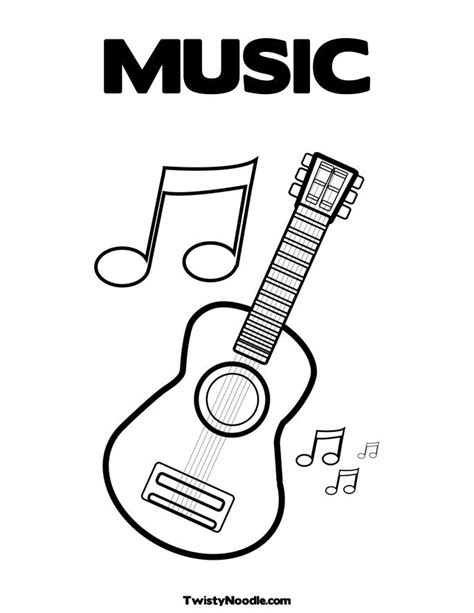 classical music coloring pages m is for music coloring page centers pinterest