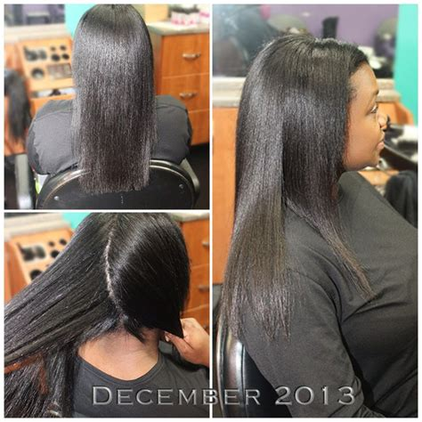 before and after full weave growth underneath pin by chante moore on relax its hair pinterest