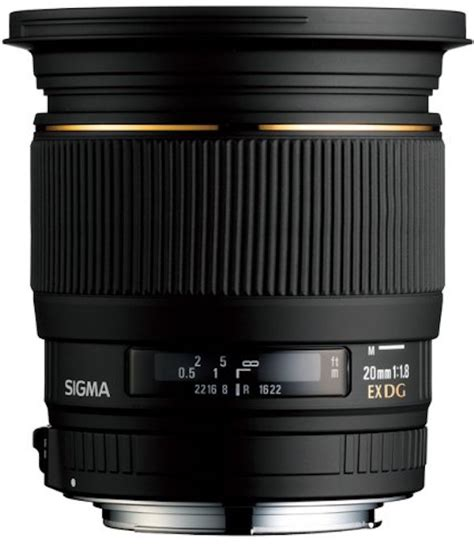 sigma 20mm f 18 sigma 20mm f 1 8 dg hsm contemporary lens patent