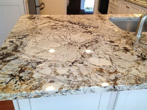 Lowes Granite Countertops Kraftmaid Deveron Dove White W Sensa Caroline Summer Granite