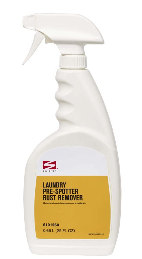 swisher bathroom supplies swisher laundry pre spotter rust remover