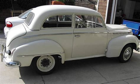 1951 opel olympia information and photos momentcar