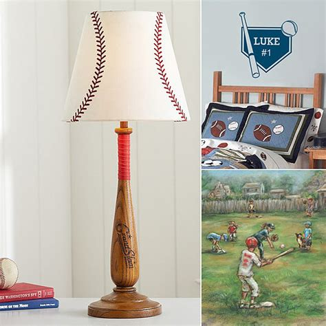 baseball decor for