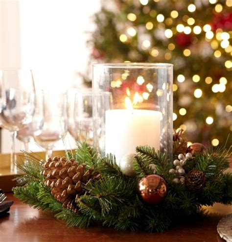 Decorating Ideas For Winter Sustainable Winter Table Decor Ideas For And