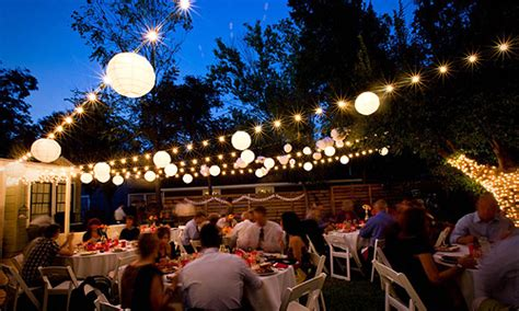 Professional Lighting Services Italian String Lighting