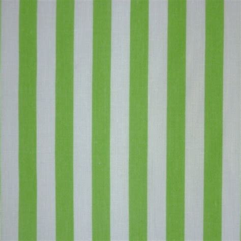 green and white upholstery fabric white lime green stripe cotton fabric p metre ebay