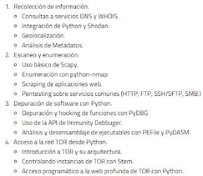 flu project hacking con python para pentesters y