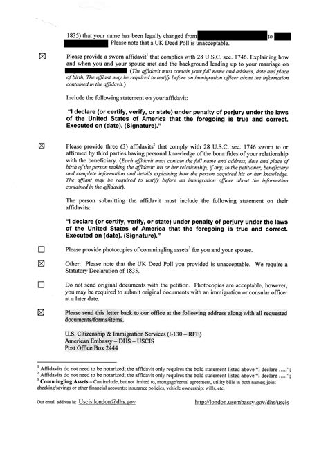 statutory declaration template name change name change in the uk stat dec or deed poll