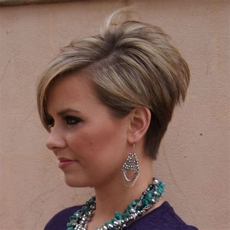 short stack with top volume haircut photos best 25 short stacked hair ideas only on pinterest