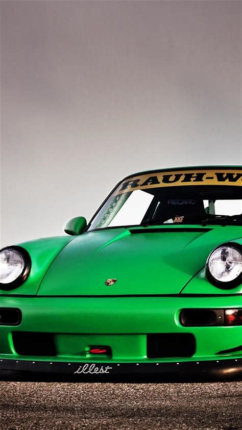 singer porsche iphone wallpaper porsche 964 wide body image 277