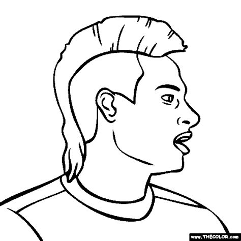 coloring book cr cr messi neymar coloring pages coloring pages