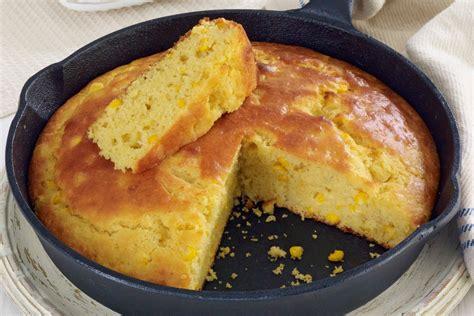buttermilk cornbread with cream style corn