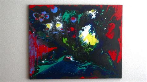 how to preserve acrylic paint on canvas acrylic spill 183 how to paint a of splattered