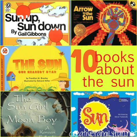 we are one the sun books storytime 10 books about the sun creative family