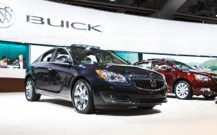 Buick Regal 2014 Specs 2014 Buick Regal Gsx Top Auto Magazine