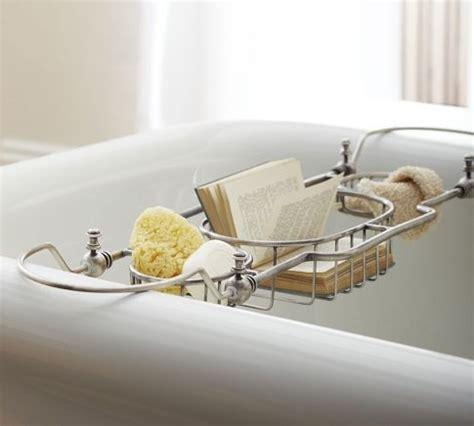 clawfoot bathtub caddy every bath should have a tub tray caddy relax no