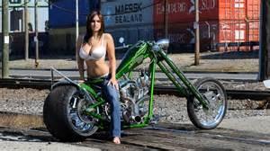 All cars nz harley davidson custom sexy babe