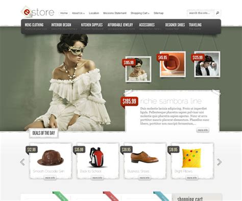 free wordpress ecommerce theme 15 comprehensive list of the best ecommerce wordpress