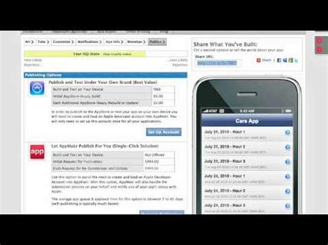 eigene themes erstellen iphone tipp eigene iphone app kostenlos und einfach online