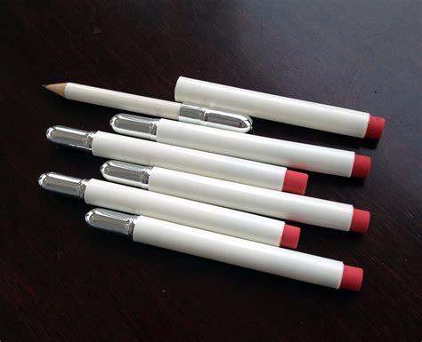 bullet  bullet  midori brass pencil   bulk blank umpire pencil woodclinched